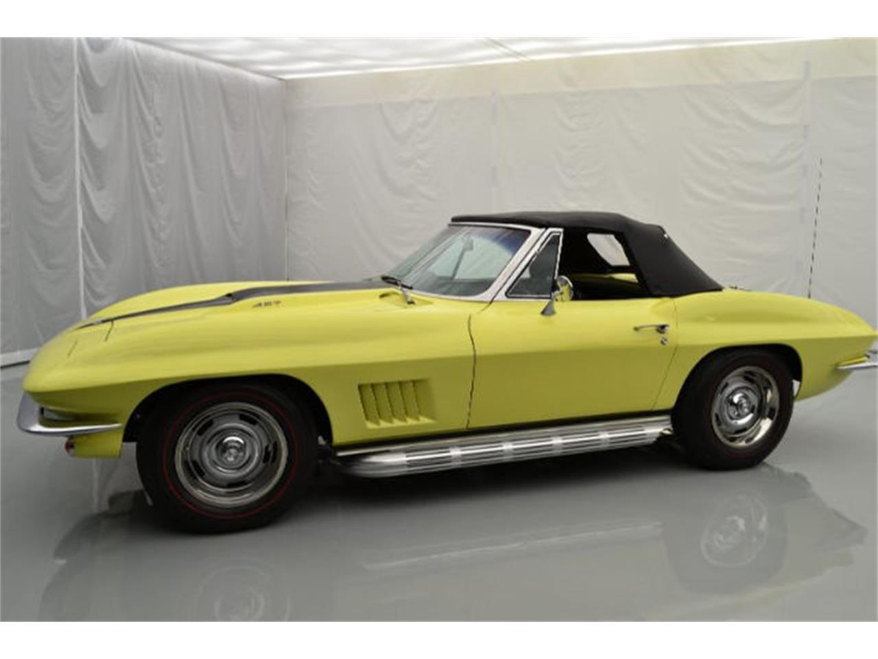 Large Picture of '67 Chevrolet Corvette - 8QFH