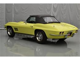 Picture of Classic 1967 Corvette located in Hickory North Carolina - $139,995.00 Offered by Paramount Classic Car Store - 8QFH