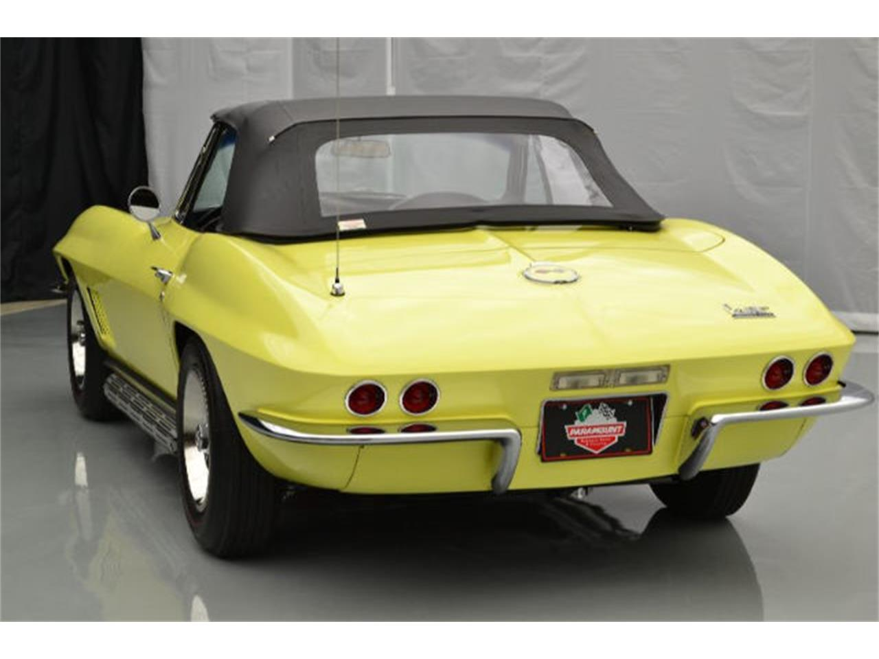 Large Picture of Classic '67 Corvette located in Hickory North Carolina - $139,995.00 Offered by Paramount Classic Car Store - 8QFH