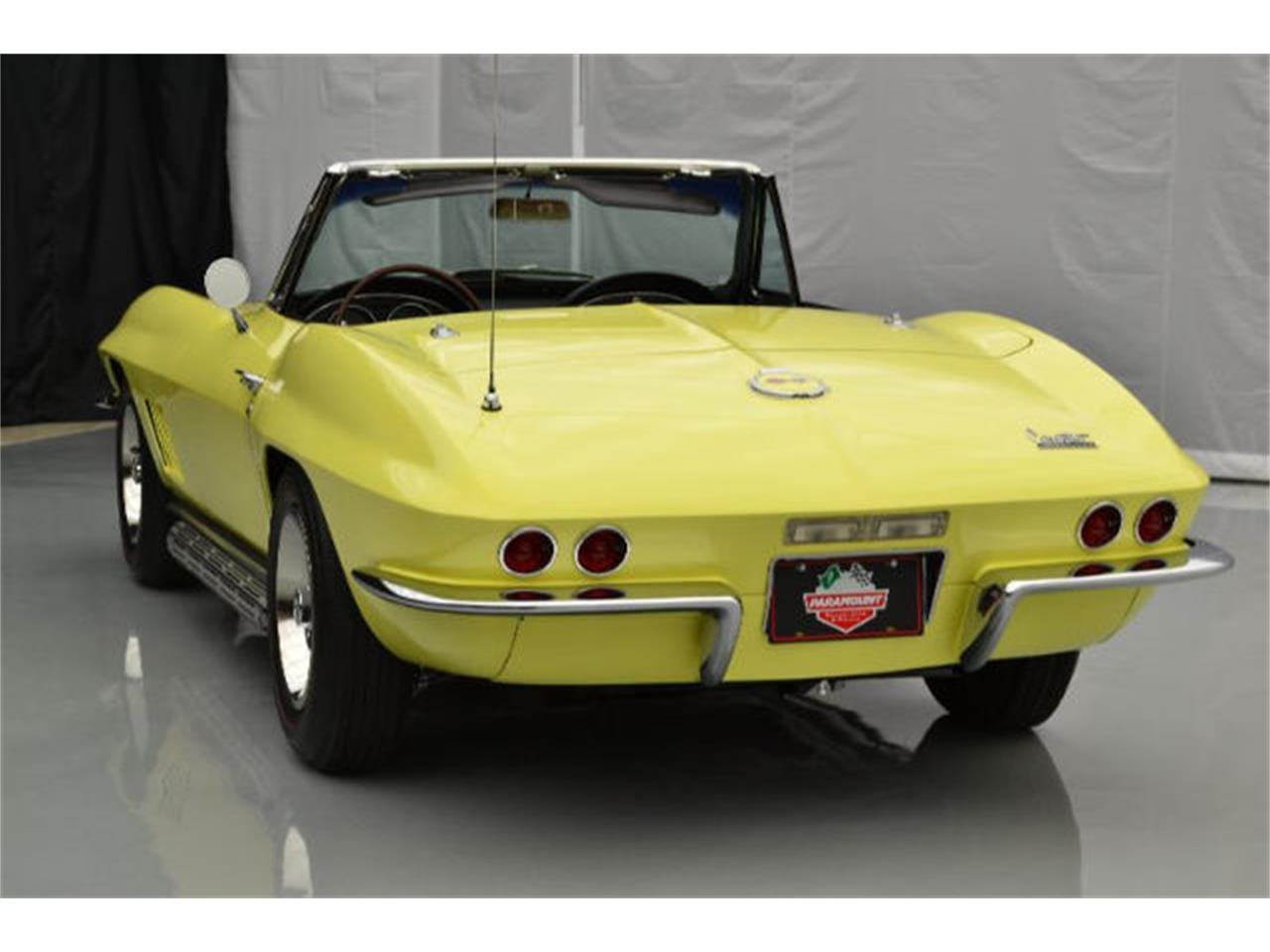 Large Picture of Classic '67 Chevrolet Corvette located in North Carolina - $139,995.00 - 8QFH