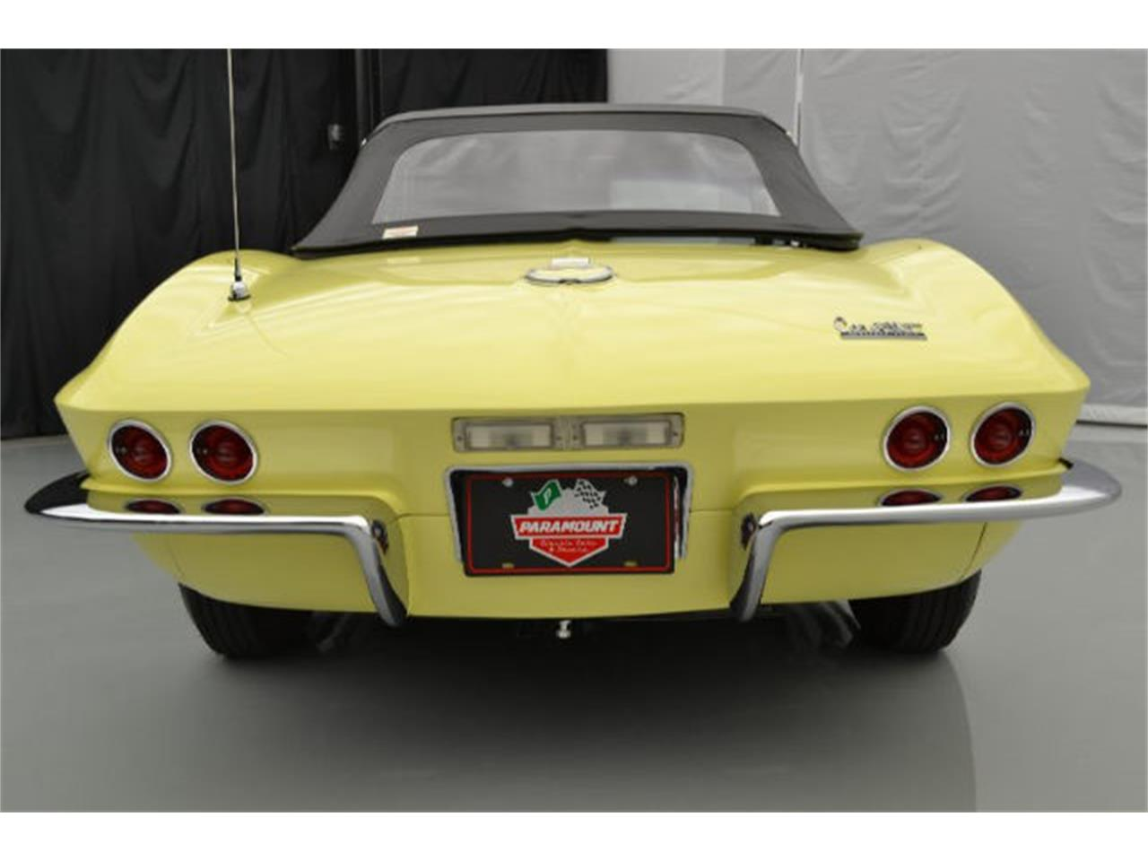 Large Picture of Classic '67 Corvette Offered by Paramount Classic Car Store - 8QFH