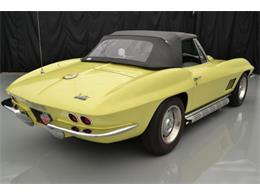 Picture of '67 Corvette located in Hickory North Carolina - $139,995.00 Offered by Paramount Classic Car Store - 8QFH