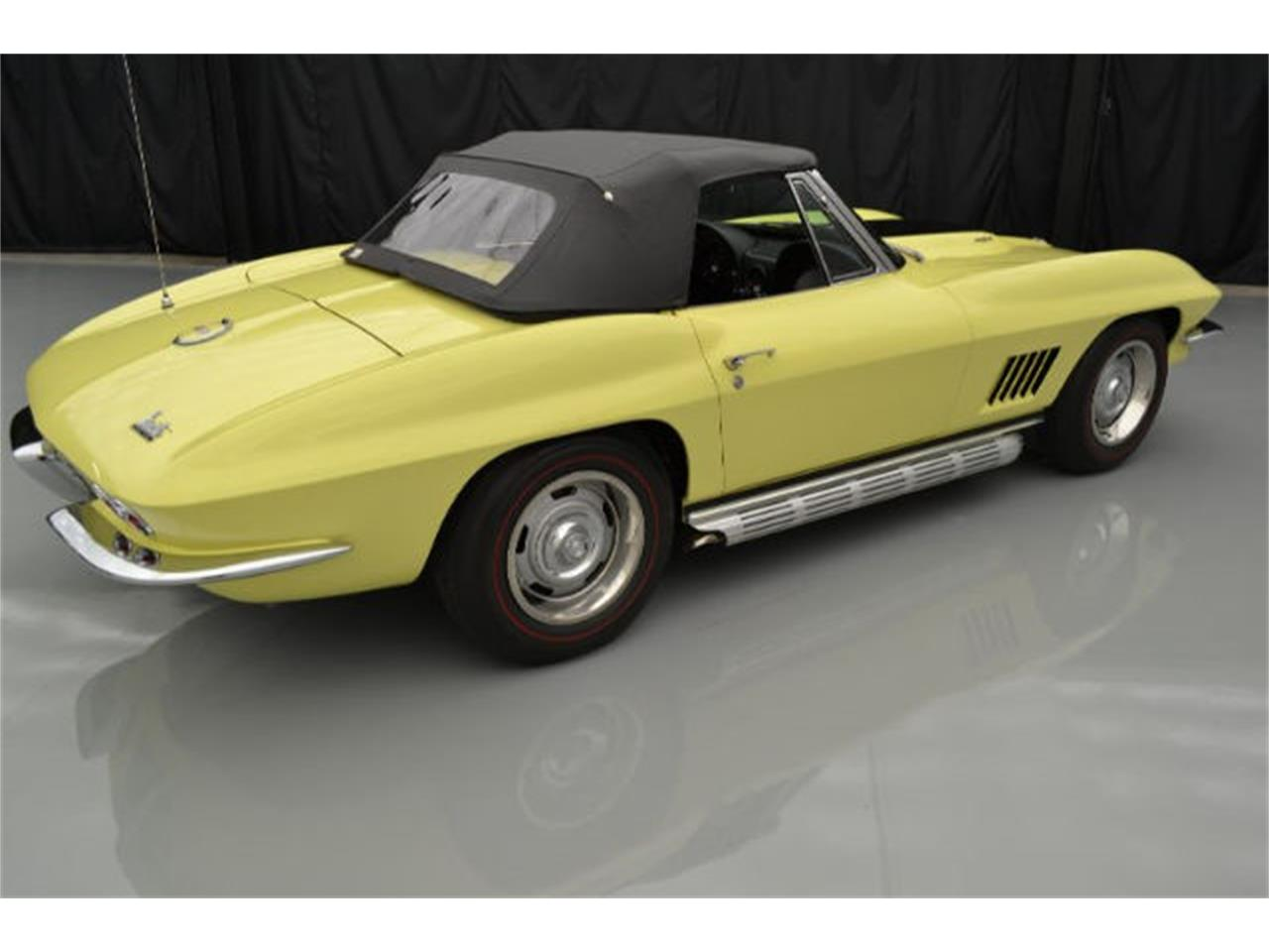 Large Picture of Classic 1967 Chevrolet Corvette located in North Carolina Offered by Paramount Classic Car Store - 8QFH