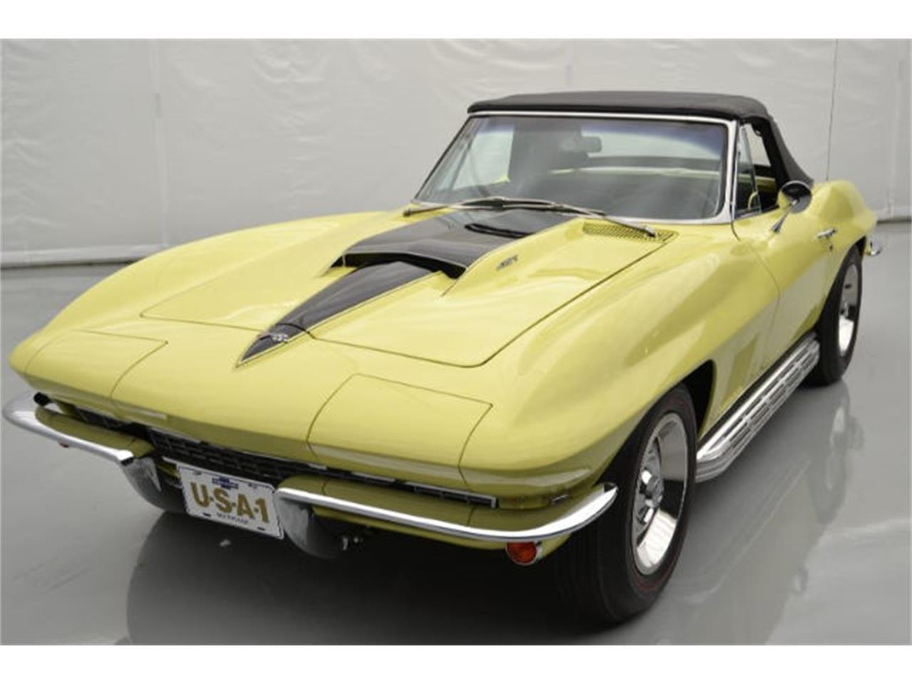 Large Picture of 1967 Chevrolet Corvette located in Hickory North Carolina - $139,995.00 Offered by Paramount Classic Car Store - 8QFH