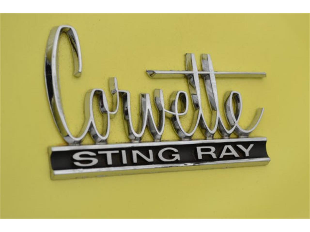 Large Picture of '67 Chevrolet Corvette located in North Carolina - 8QFH