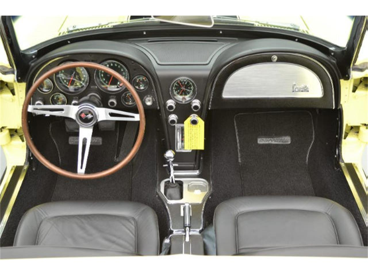 Large Picture of Classic 1967 Corvette located in North Carolina Offered by Paramount Classic Car Store - 8QFH