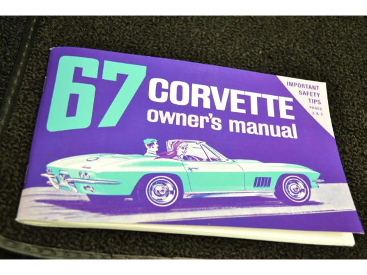 Large Picture of '67 Chevrolet Corvette - $139,995.00 Offered by Paramount Classic Car Store - 8QFH