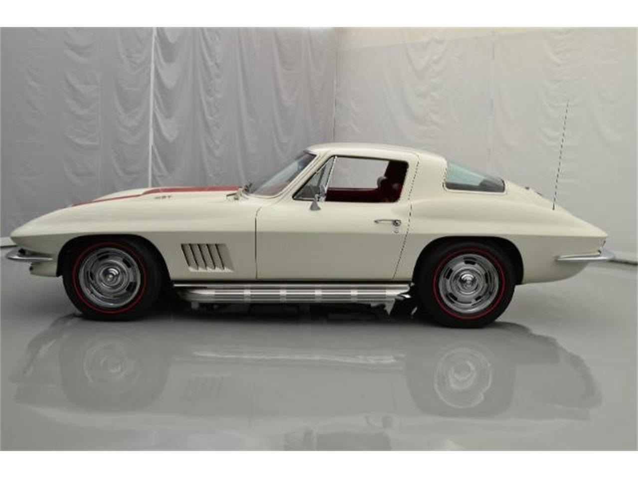 Large Picture of 1967 Chevrolet Corvette located in Hickory North Carolina - $195,000.00 Offered by Paramount Classic Car Store - 8QFI