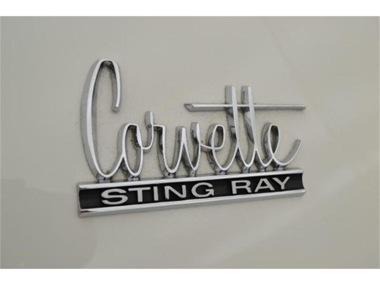 Large Picture of Classic 1967 Chevrolet Corvette Offered by Paramount Classic Car Store - 8QFI