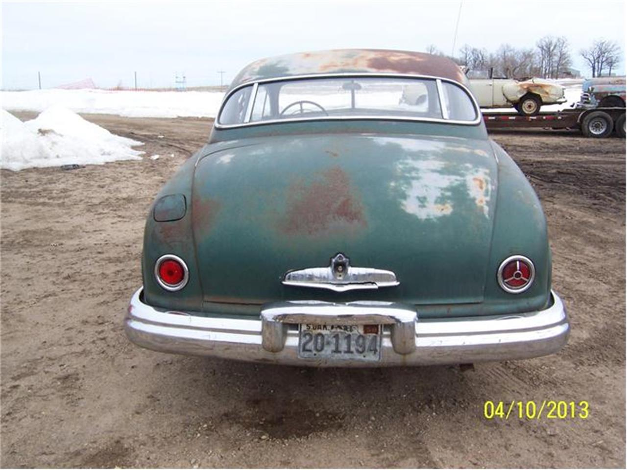 Large Picture of '49 4-Dr Sedan - 8QGF