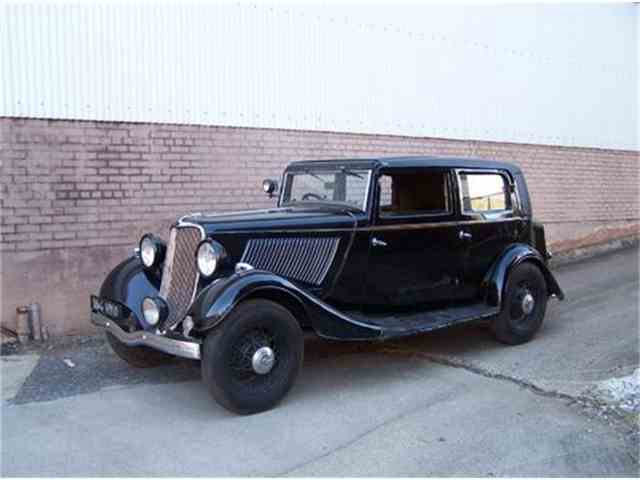 Picture of Classic '34 Sedan located in Virginia Auction Vehicle - 8QYP