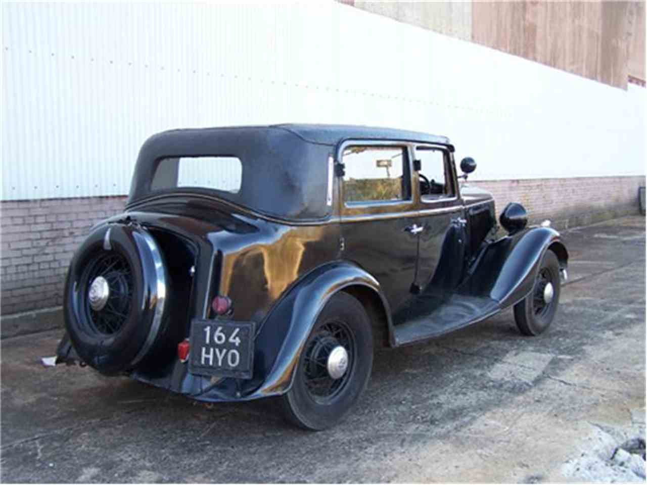 Large Picture of '34 Sedan - 8QYP