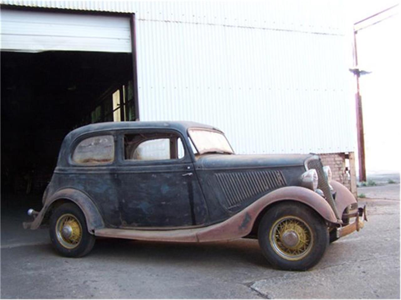 Large Picture of '34 Ford Victoria Auction Vehicle Offered by Smith Automotive Investments - 8QYQ