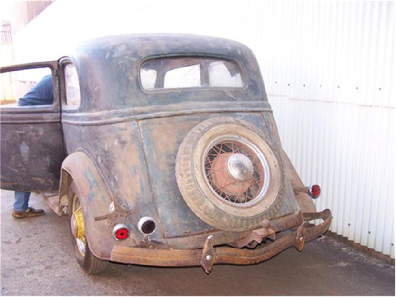 Large Picture of 1934 Victoria Auction Vehicle Offered by Smith Automotive Investments - 8QYQ