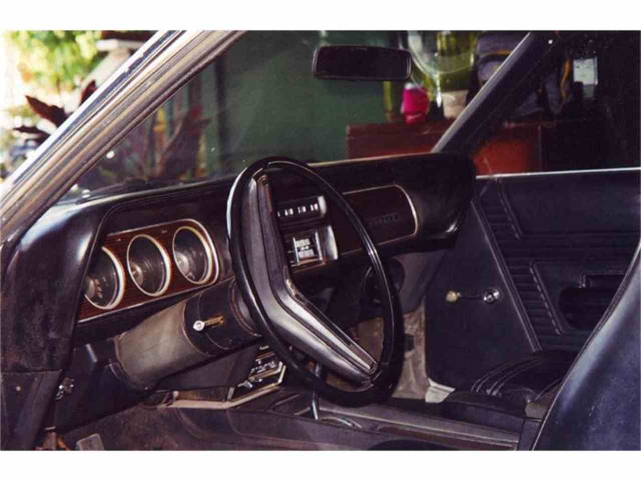 Large Picture of '70 Cougar - 8R5X