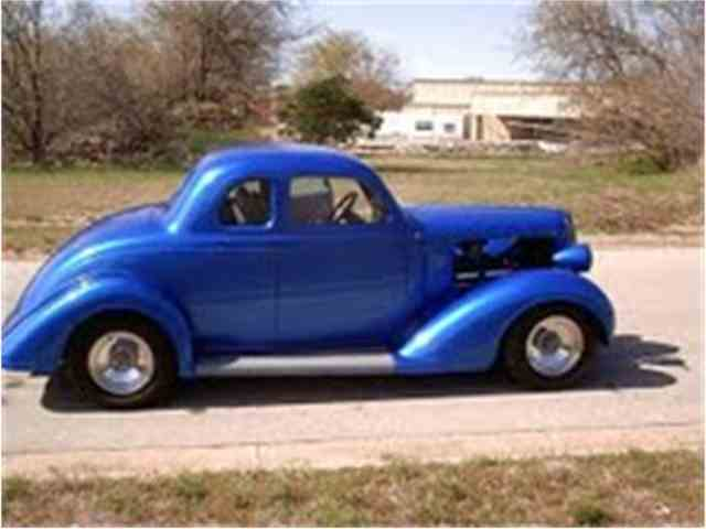 Picture of '36 Coupe - 8RI2