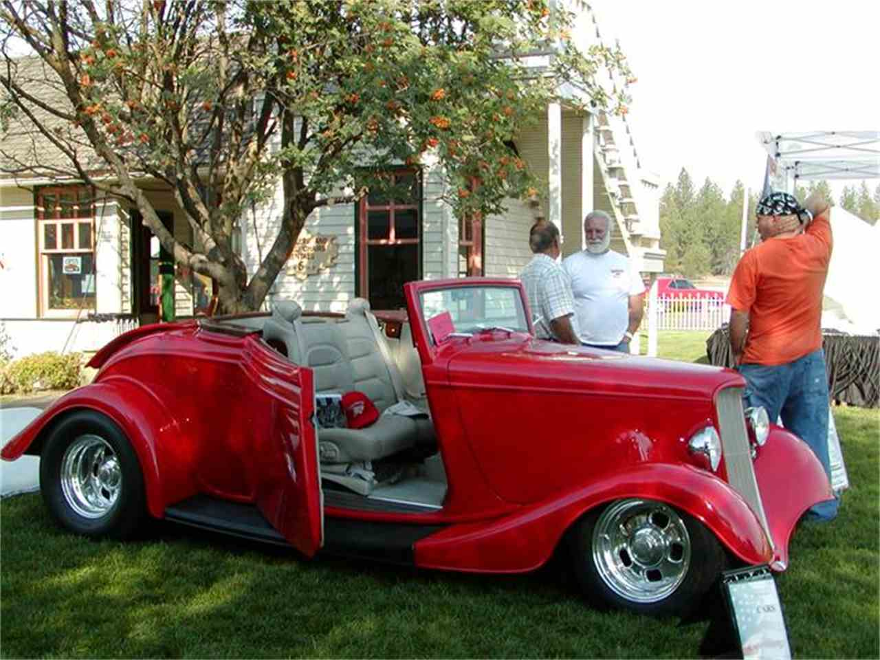 Large Picture of '34 Cabriolet - 8TXP