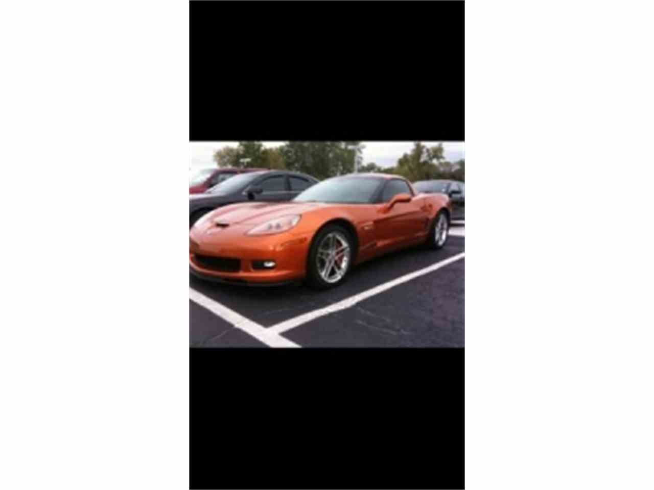 Large Picture of '07 Corvette - 8Y1X