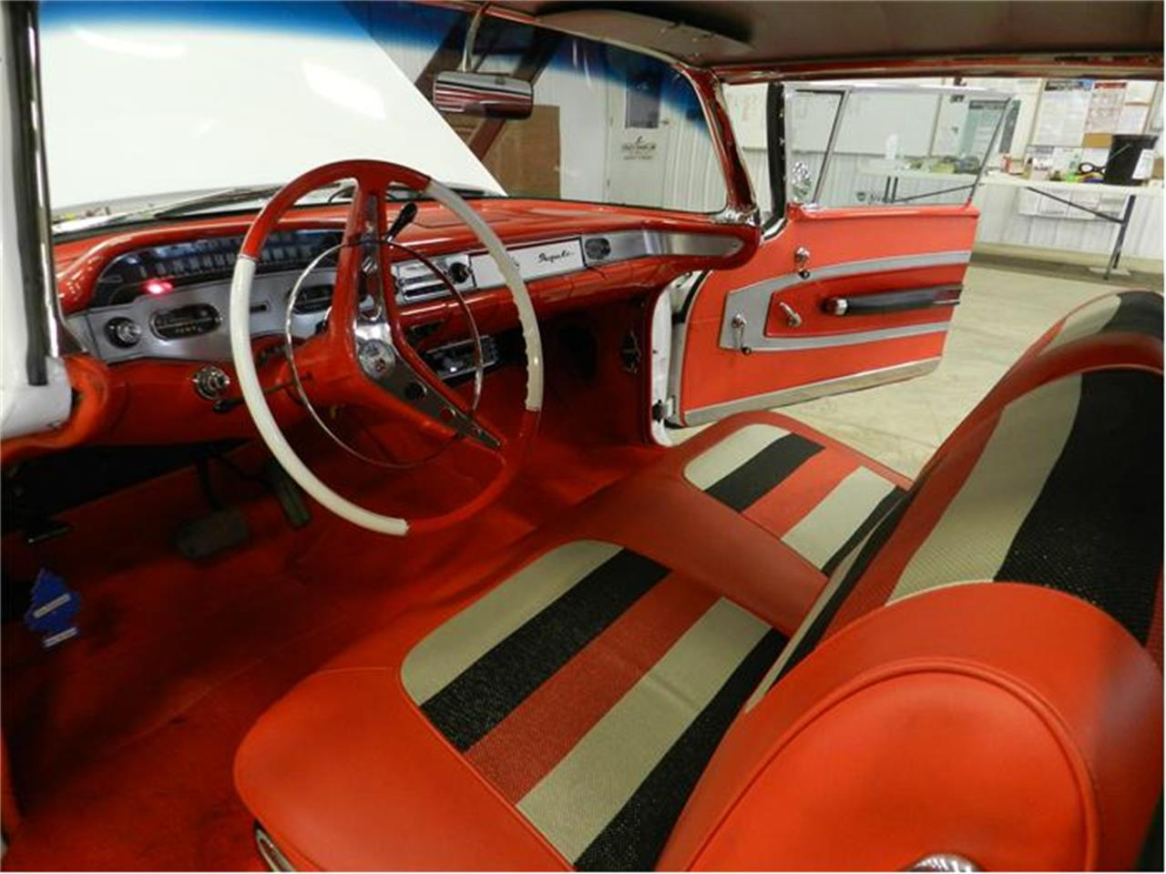 Large Picture of '58 Impala - 8ZJP