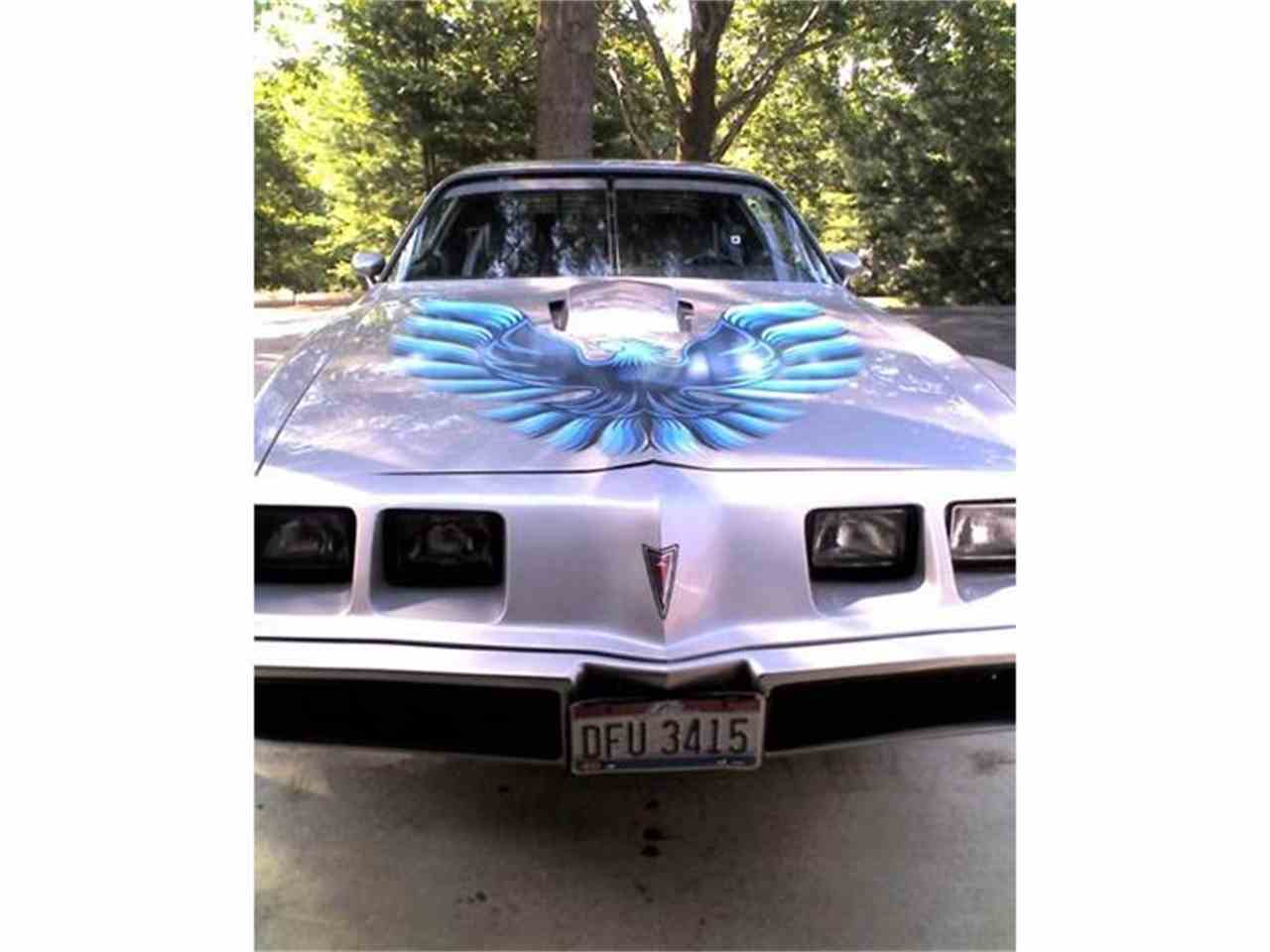 Large Picture of '80 Firebird Trans Am - 91A1
