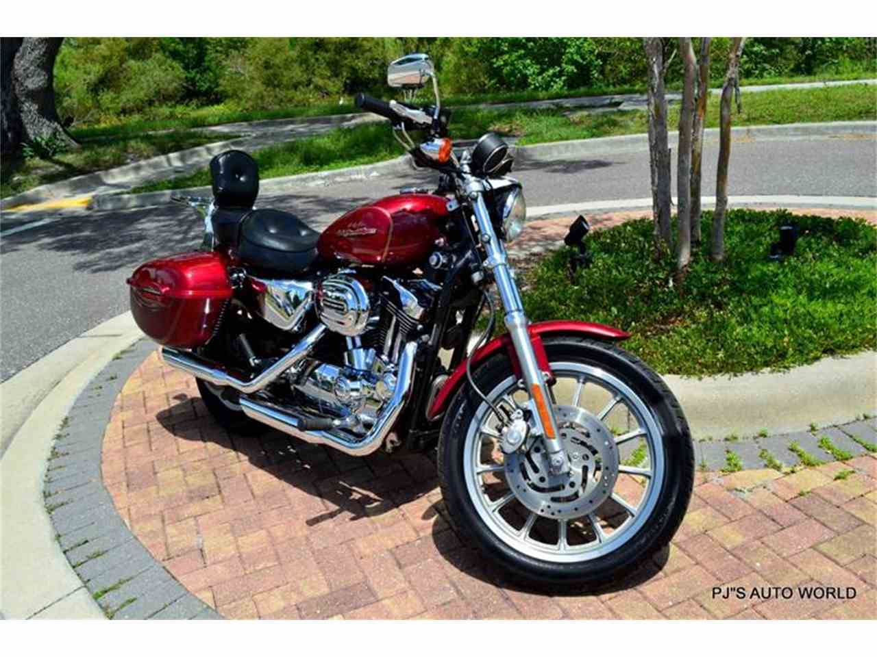 Large Picture of '04 Harley-Davidson Sportster located in Florida Offered by PJ's Auto World - 91G4