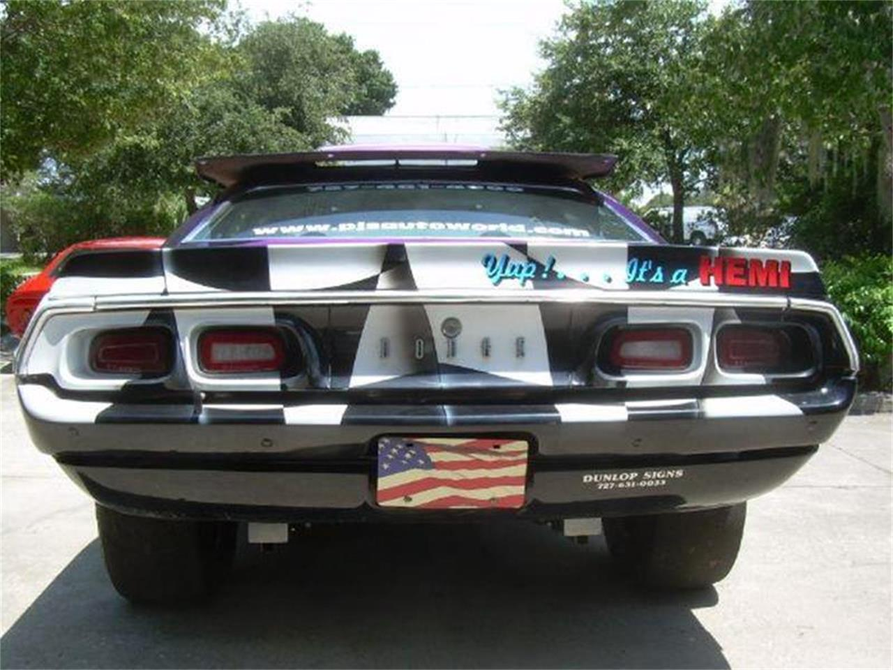 Large Picture of '73 Dodge Challenger located in Clearwater Florida - $59,900.00 - 91GR