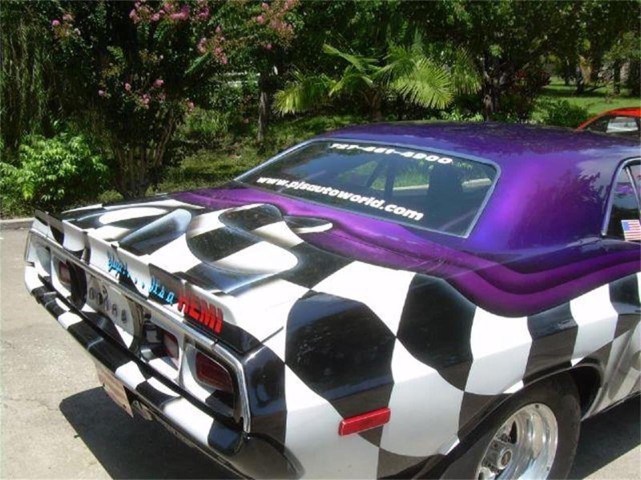Large Picture of 1973 Dodge Challenger located in Clearwater Florida - 91GR
