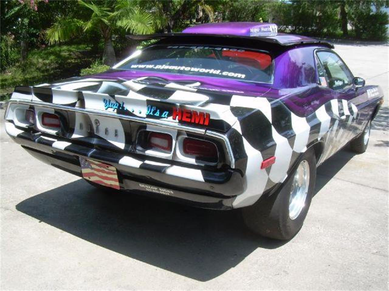 Large Picture of '73 Challenger - 91GR