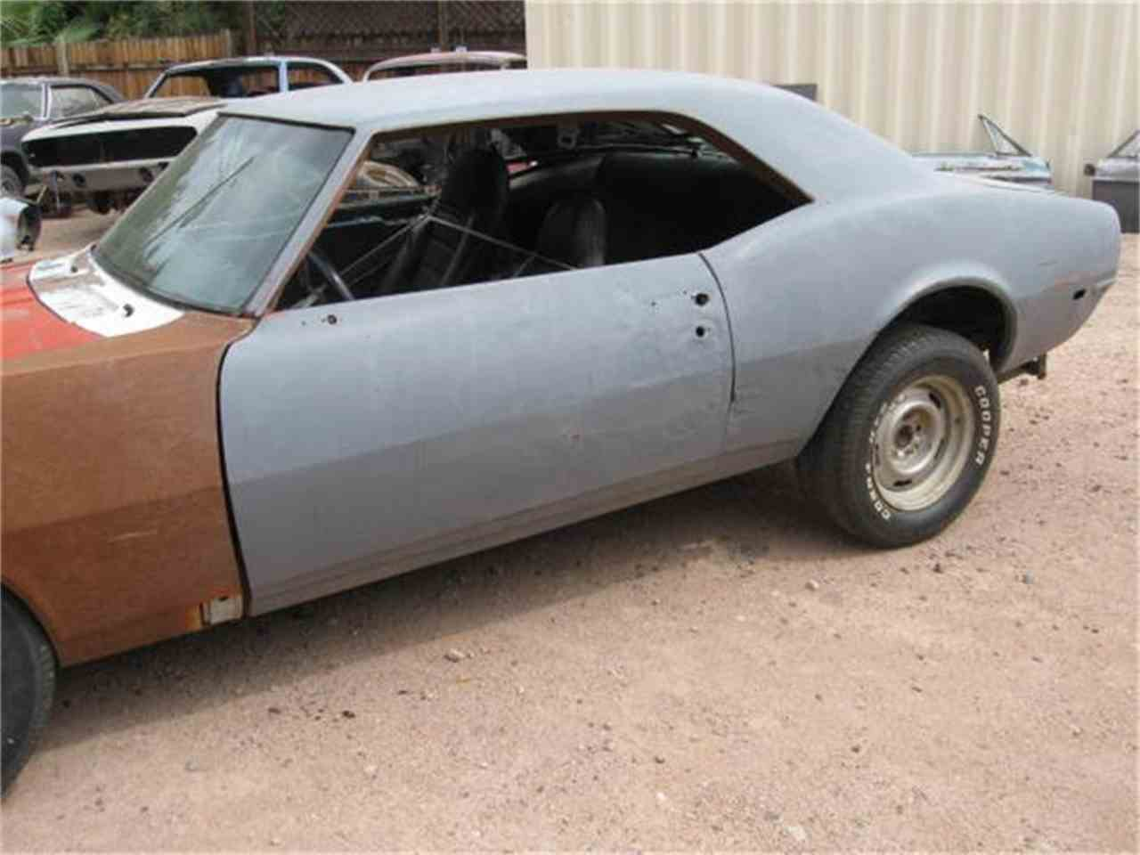 Large Picture of '68 Camaro - 920D