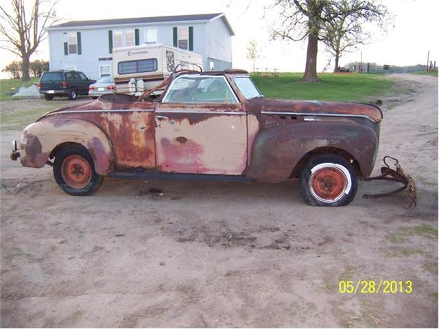 Picture of '40 DeSoto Convertible Offered by  - 9245