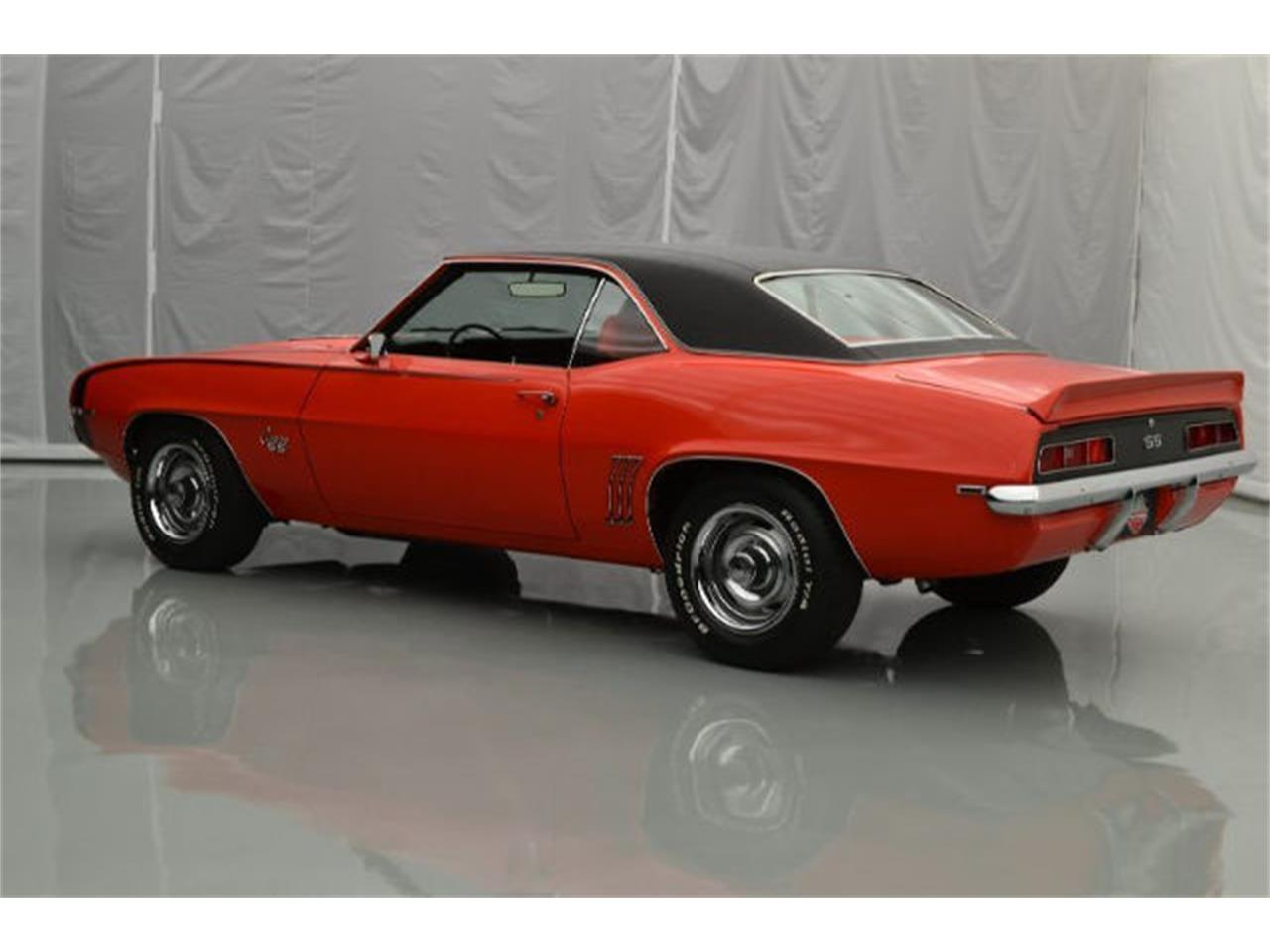 Large Picture of '69 Camaro Offered by Paramount Classic Car Store - 92DQ