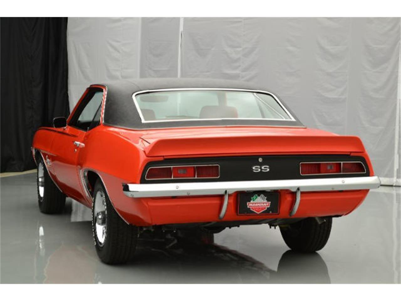 Large Picture of '69 Chevrolet Camaro located in North Carolina - $58,900.00 Offered by Paramount Classic Car Store - 92DQ