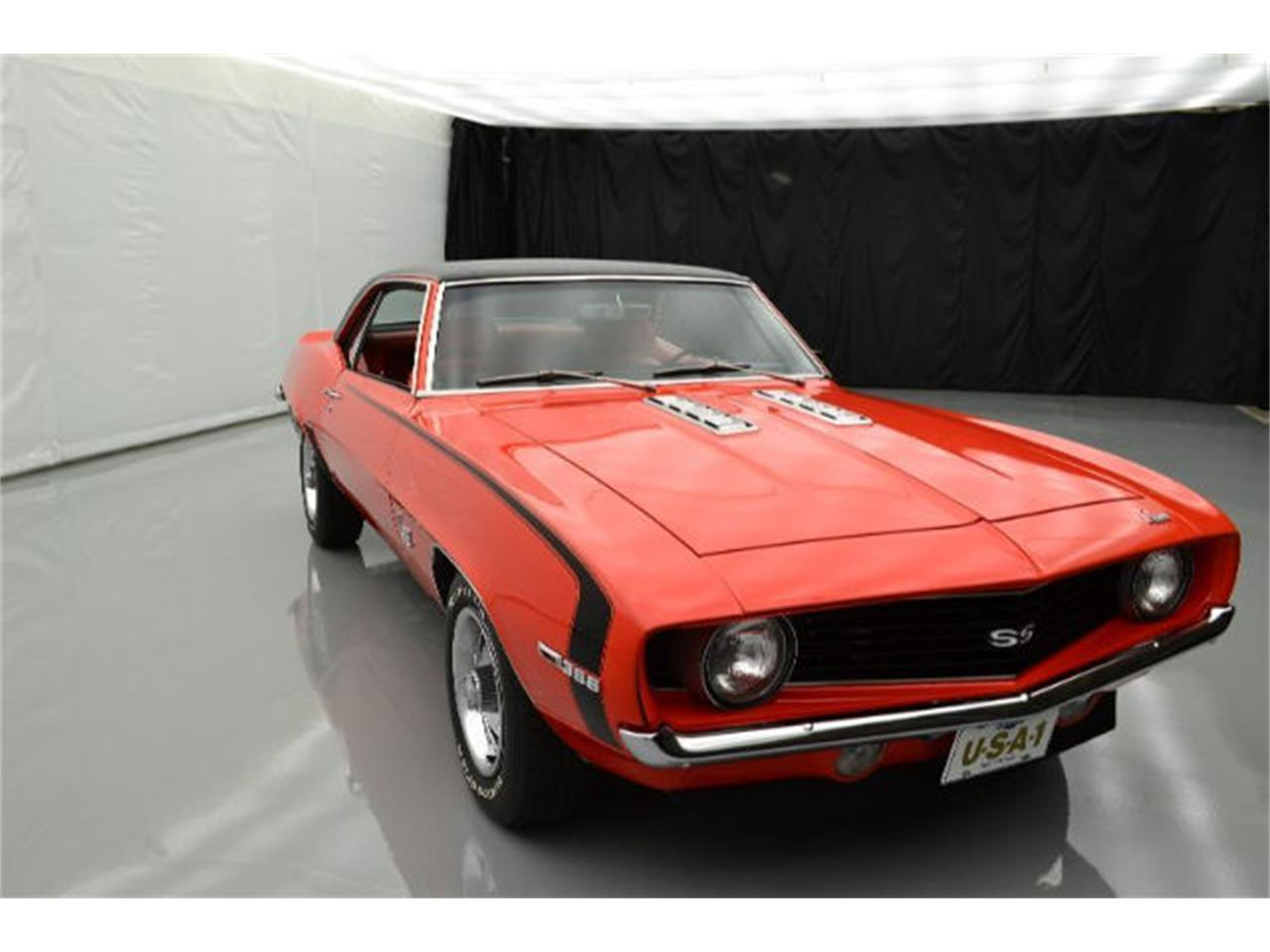 Large Picture of 1969 Camaro - $58,900.00 Offered by Paramount Classic Car Store - 92DQ