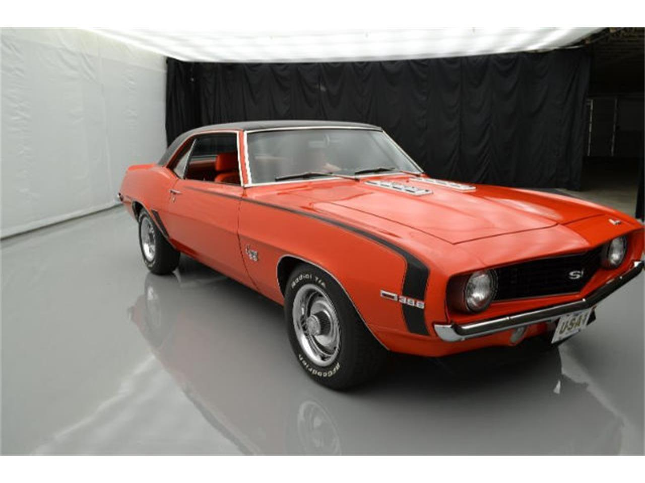 Large Picture of 1969 Chevrolet Camaro located in North Carolina - $58,900.00 Offered by Paramount Classic Car Store - 92DQ
