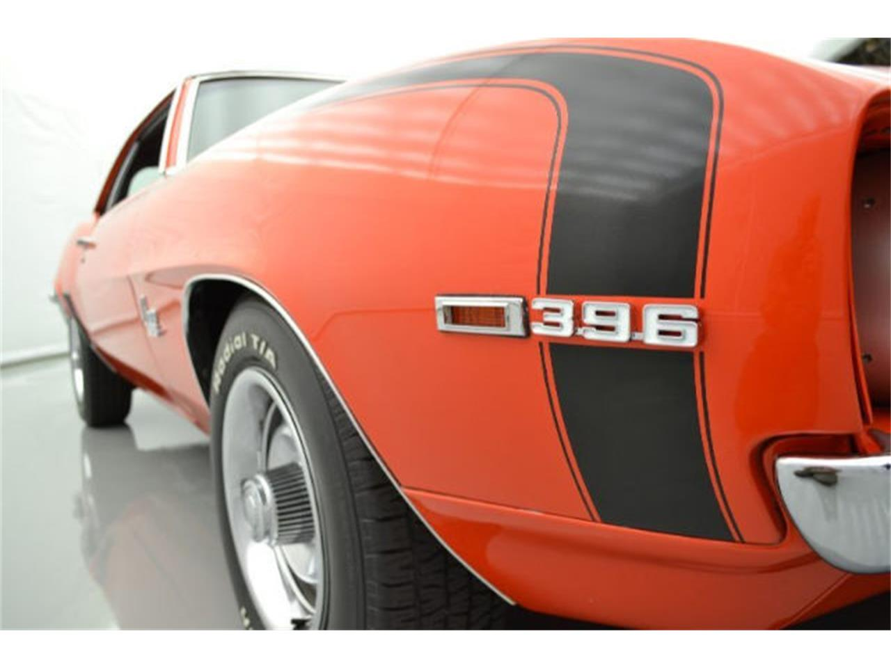 Large Picture of Classic 1969 Camaro located in Hickory North Carolina Offered by Paramount Classic Car Store - 92DQ