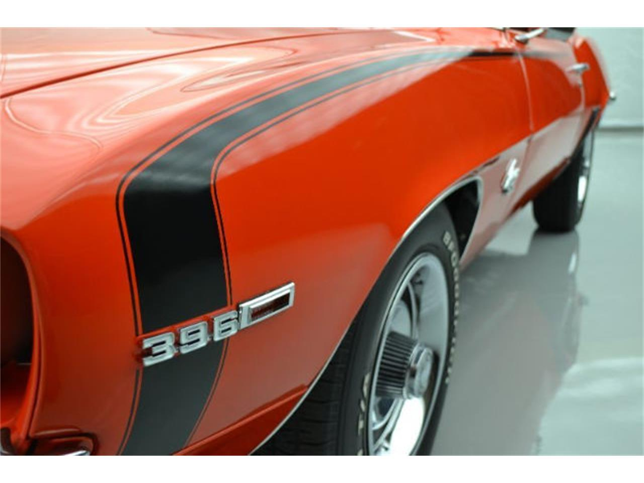 Large Picture of '69 Chevrolet Camaro located in North Carolina - $58,900.00 - 92DQ