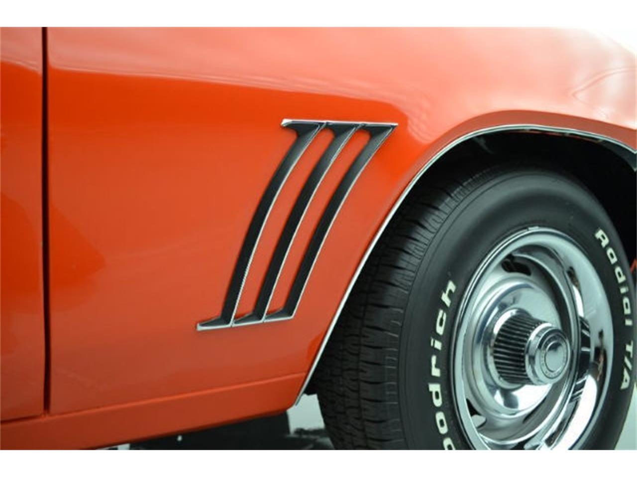 Large Picture of 1969 Chevrolet Camaro located in Hickory North Carolina - $58,900.00 Offered by Paramount Classic Car Store - 92DQ