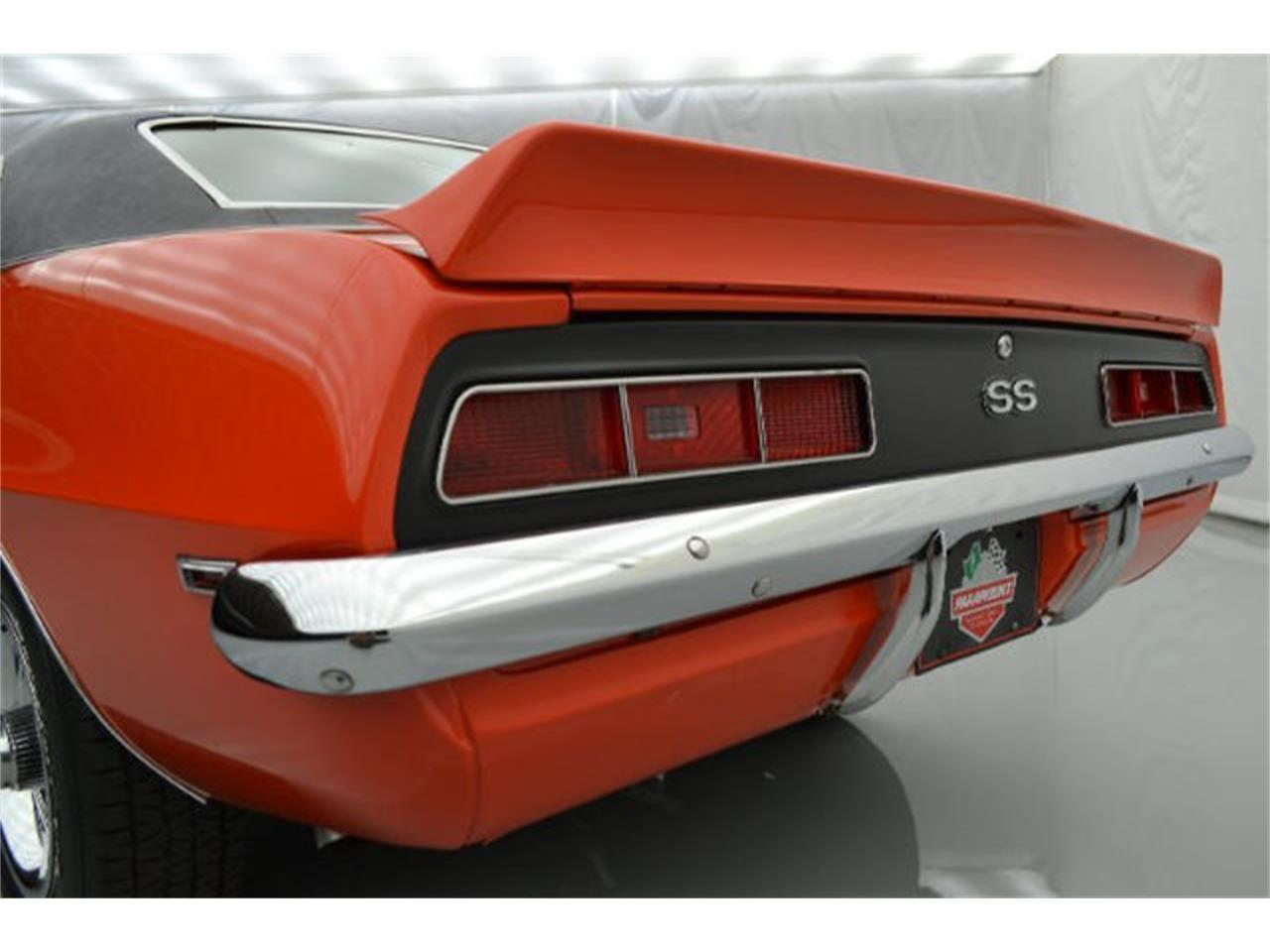 Large Picture of 1969 Chevrolet Camaro - 92DQ