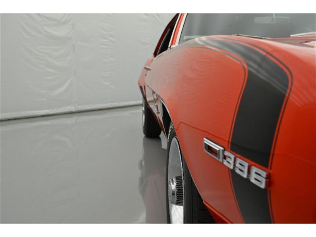 Large Picture of 1969 Chevrolet Camaro Offered by Paramount Classic Car Store - 92DQ