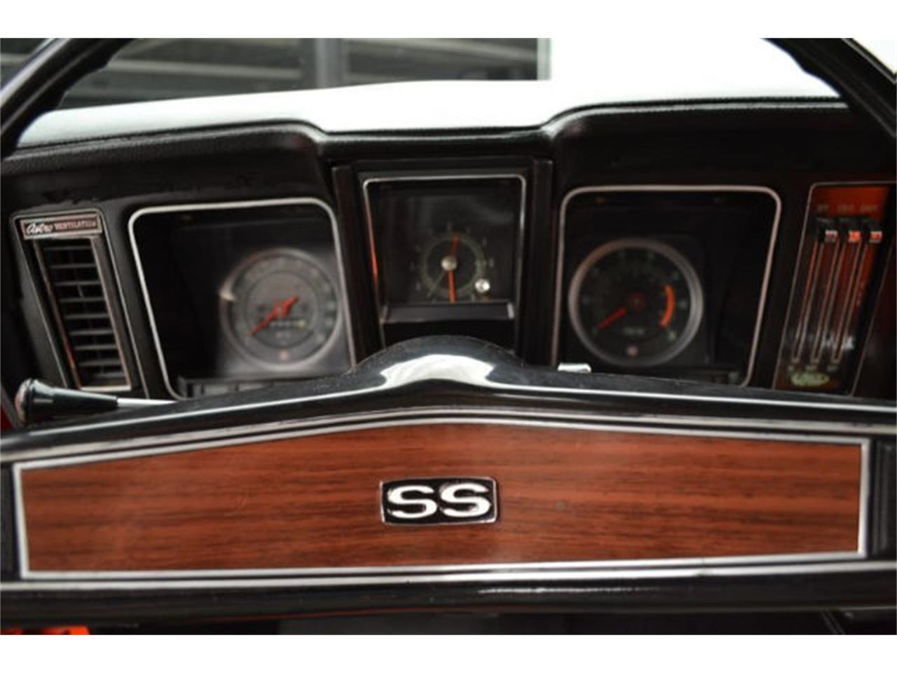 Large Picture of Classic '69 Chevrolet Camaro - $58,900.00 Offered by Paramount Classic Car Store - 92DQ