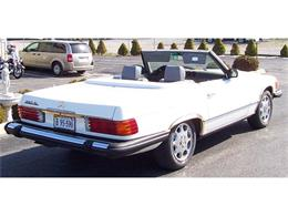 Picture of 1983 Mercedes-Benz 380SL located in Christiansburg Virginia - 92IP