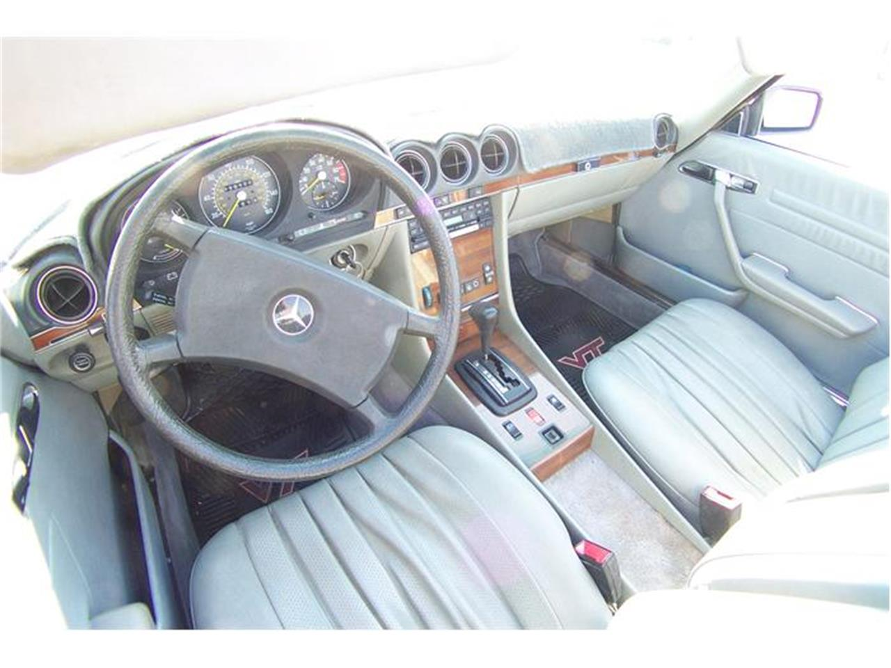 Large Picture of 1983 Mercedes-Benz 380SL Offered by a Private Seller - 92IP