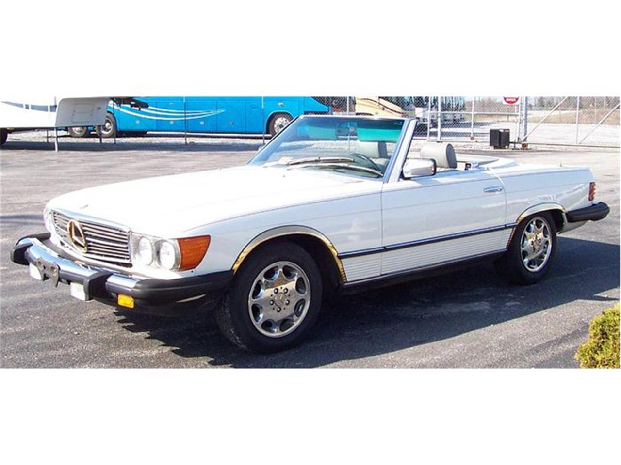 Large Picture of 1983 Mercedes-Benz 380SL - 92IP