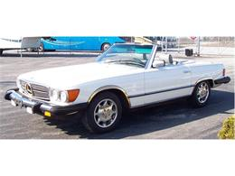 Picture of 1983 Mercedes-Benz 380SL located in Virginia - $7,500.00 Offered by a Private Seller - 92IP