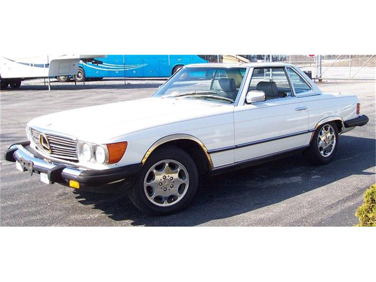 Large Picture of '83 Mercedes-Benz 380SL - $7,500.00 - 92IP