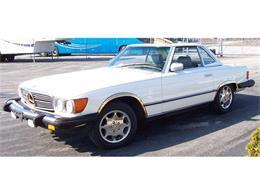 Picture of '83 380SL located in Christiansburg Virginia - $7,500.00 - 92IP