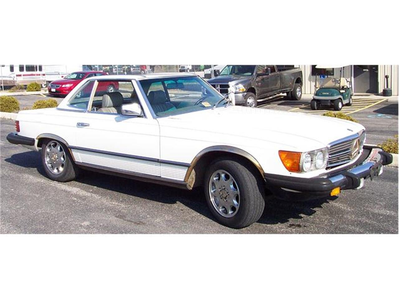 Large Picture of '83 380SL - $7,500.00 Offered by a Private Seller - 92IP
