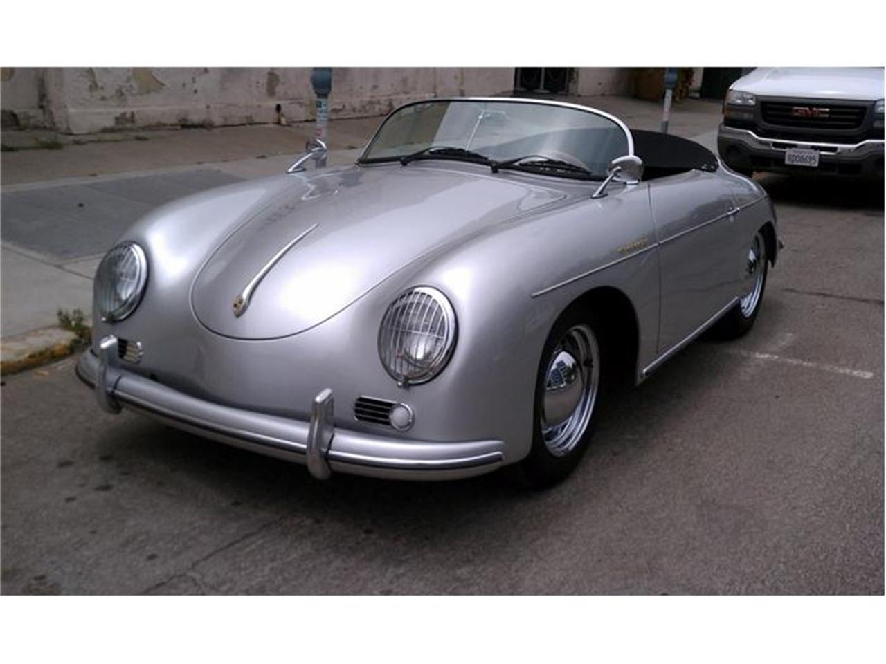 Large Picture of '57 Porsche Speedster located in California Offered by Beverly Hills Motor Cars - 93BH