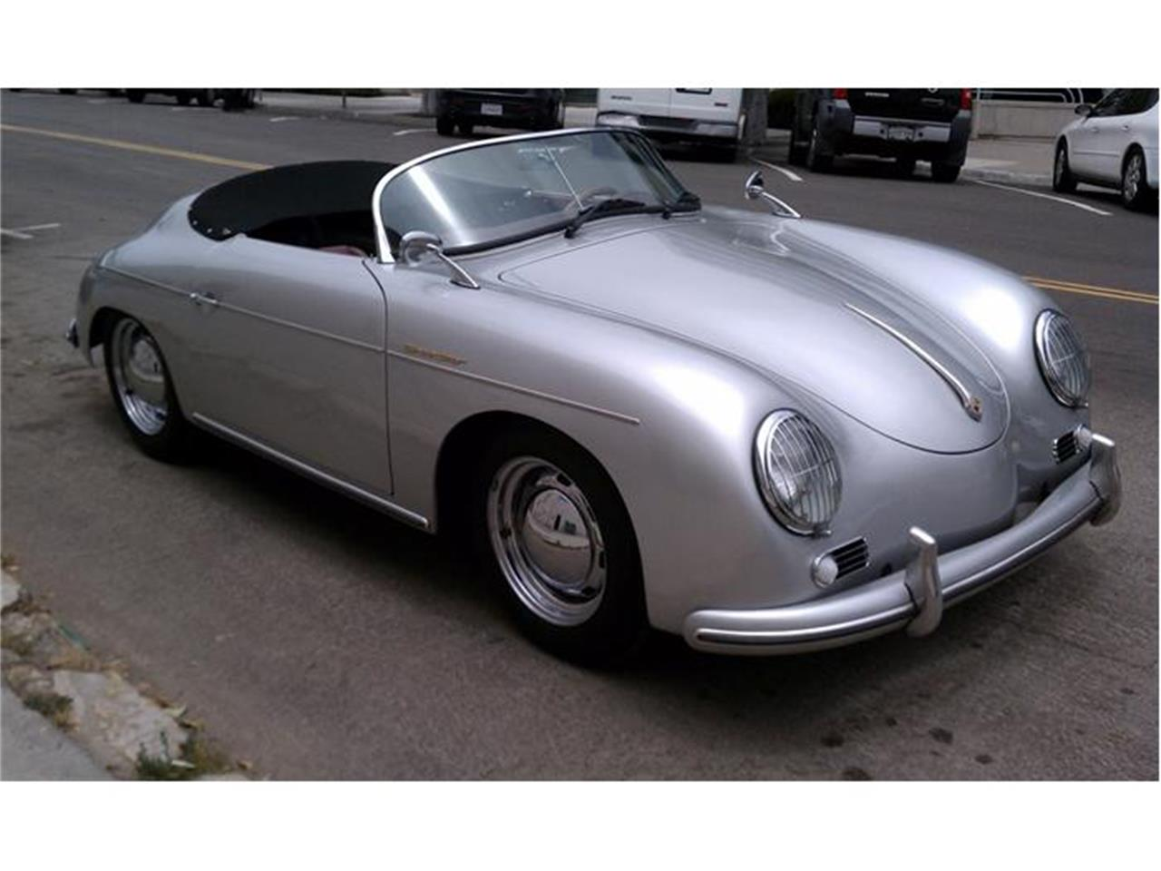 Large Picture of '57 Speedster located in California Offered by Beverly Hills Motor Cars - 93BH