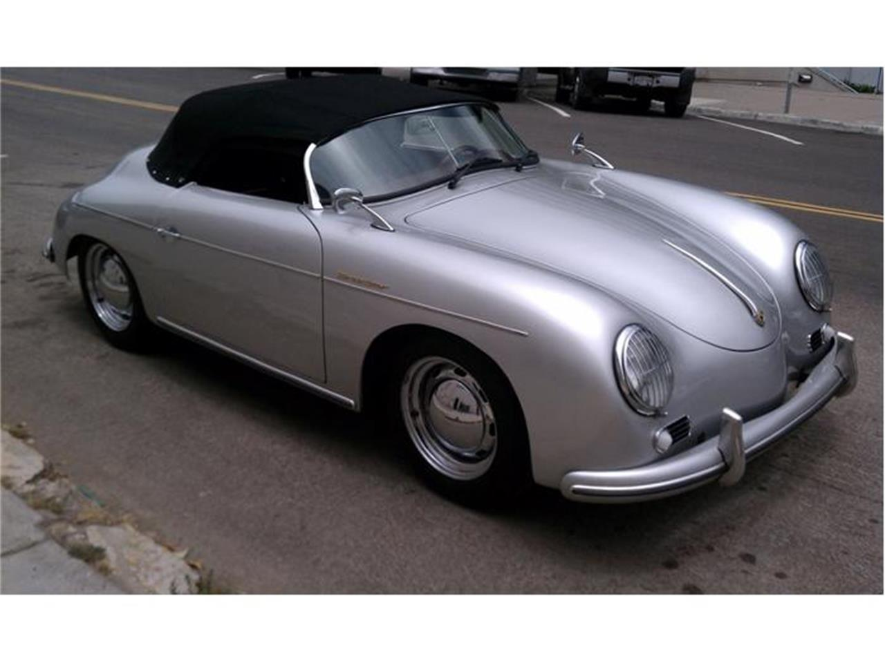 Large Picture of Classic 1957 Porsche Speedster - $27,950.00 - 93BH